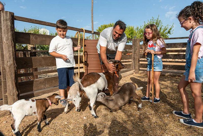 Disfruta de una casa rural con actividades para niños