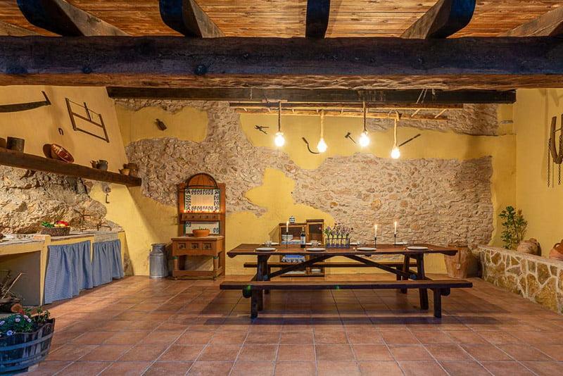 Disfruta de un descanso en una casa rural en Castellón